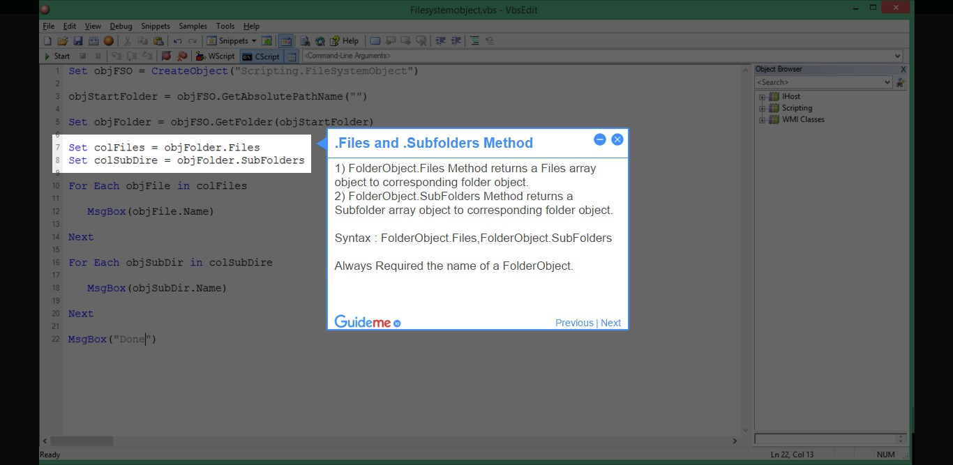 How to list all files and subdirectories in windows using